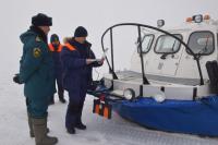 Ледомер Пикор-Лёд на Хивусе